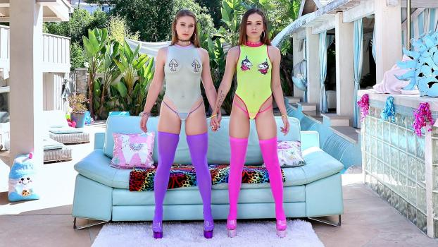 Nympho.com- Lustful Leisures with Lily and Laney