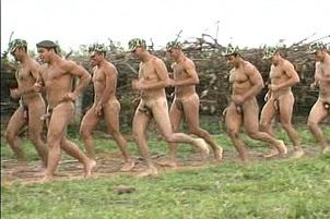 Awesomeinterracial.com- Young Army Recruits Get Anally Plundered