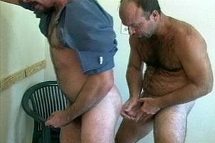 Awesomeinterracial.com- Cock Hungry Cop Has His Asshole Filled