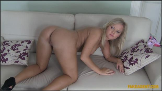 Fakehub.com- Busty Nympho Blonde Is Hungry For Dick