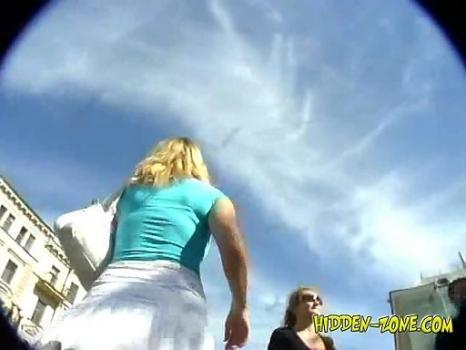 Hidden-Zone.com- Up1015# Upskirt video