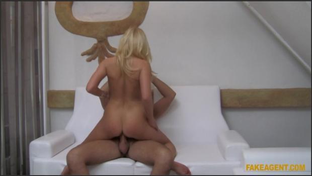 Fakehub.com- Blonde Bartender Loves Anal