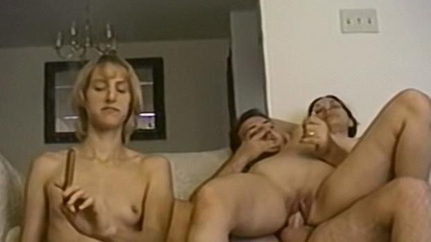 Homegrownvideo.com- Charity And Isabel Work A Thick Cock