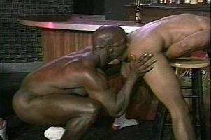 Awesomeinterracial.com- Two Black Studs Work Up A Sweat
