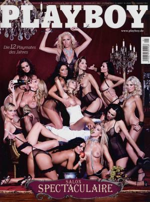 Playboy Germany – Januar 2009