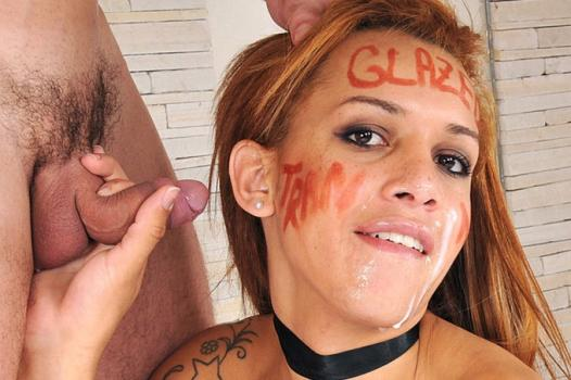 Tranny.com- Adorable Trans Girl Gets Pounded By Felix