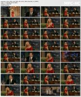 Claire Danes @ Late Night with Jimmy Fallon | November 24 2009 | ReUp