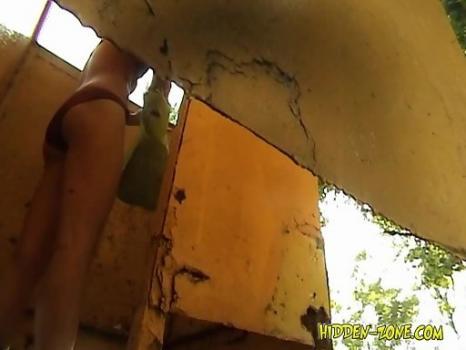 Hidden-Zone.com- Bc1325# Hidden camera in the beach cabin