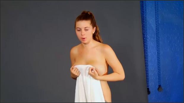 David-nudes_com- Jessica Nothin But My Towel On