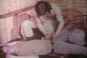 Awesomeinterracial.com- Vintage Gay Cowboy And Indians