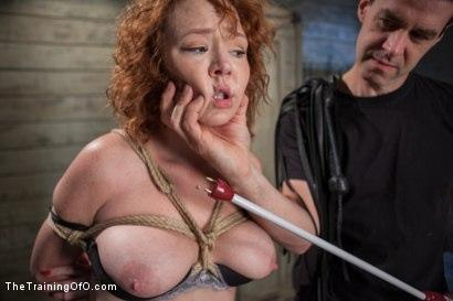 Kink_com- The Training of a Party Girl_Day One