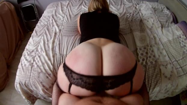 ModelHub_com- Best POV with this big ass pawg milf after a party