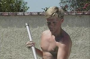 Awesomeinterracial.com- Pool Boy Twink Drilled In His Tight Ass