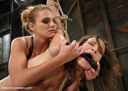 Kink.com - Nikki Nievez and Amber Rayne