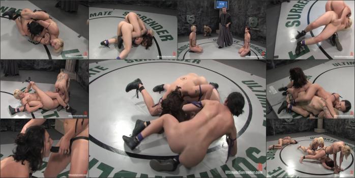 Kink.com - TAG TEAM DEBUT The Nightmare & Vendetta vs The Gymnast & Spartica