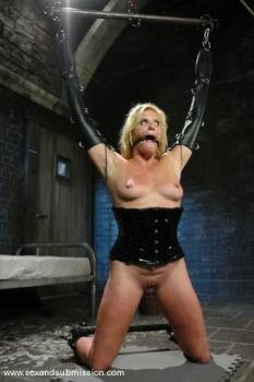 Kink.com - The Submission of Ginger Lynn