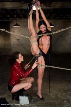 Kink.com - Wenona put into extreme bondage!!!