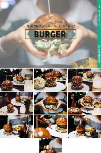 BURGER - 10 Premium Photos