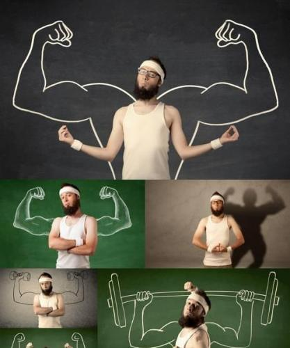 Slim male Wants to be Strong