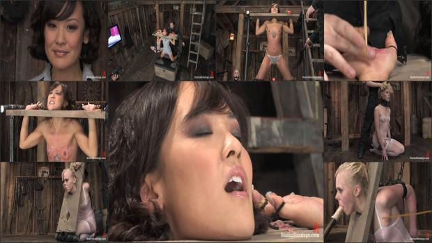 Kink.com - Jandi Lin Live, Part 1
