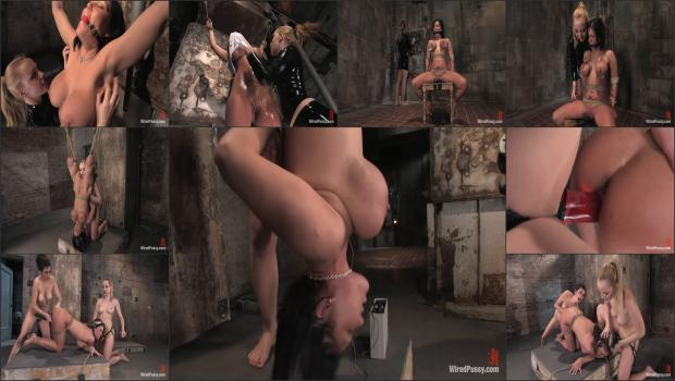 Kink.com - Claire Dames and Annette Schwarz