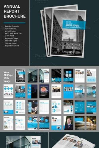 Annual Report Brochure 471423