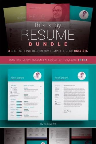 My Resume Bundle