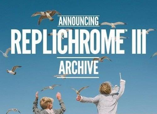 Totally Rad - Replichrome III Archive 1.3.2 - Presets for Lightroom