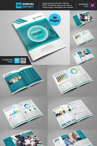 Clean Corporate Annual Report V8