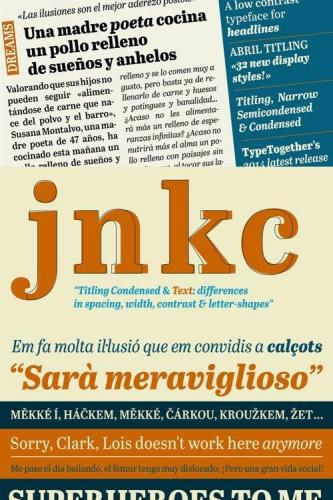 Abril Titling Font Family