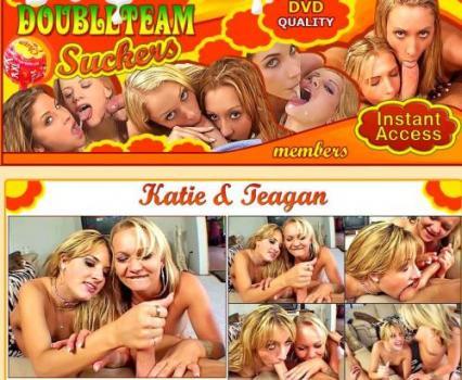 DoubleTeamSuckers (SiteRip) Image Cover
