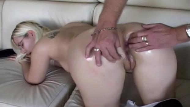Homegrownvideo.com- Oil Me Up Then Finger My Bum