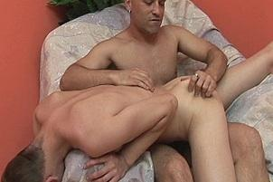 Awesomeinterracial.com- Two Handsome Young Studs Are Anal Sluts