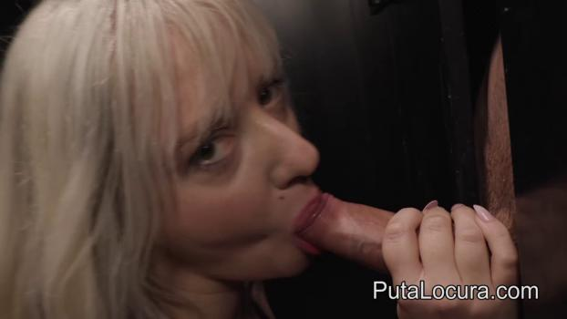 Putalocura.com- Marilyn - Spanish Glory Hole