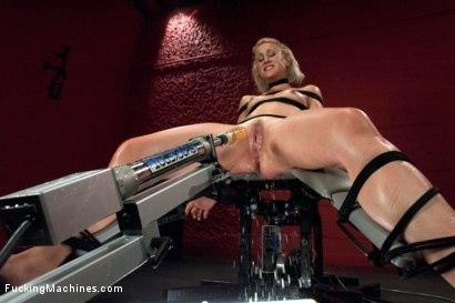 Kink_com- Rivers of Orgasms: Squirting Babe Hoses Our Machines