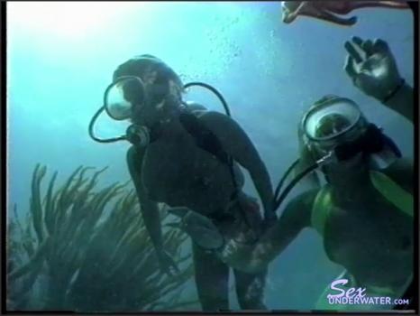 Sexunderwater.com- Ocean Play #3