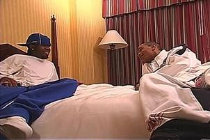 Awesomeinterracial.com- Black Mans First Gay Sex Ends in Smiles
