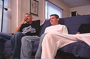 Awesomeinterracial.com- First Timer Stars in a Gay Threesome