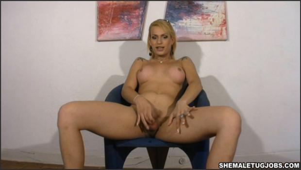Shemax.com- Big Blonde T-Babe