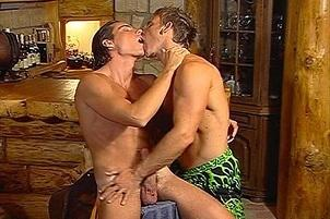 Awesomeinterracial.com- Muscle Studs Have Hot Oral And Anal Fuck