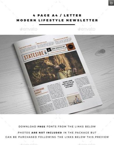 Modern Lifestyle Newsletter