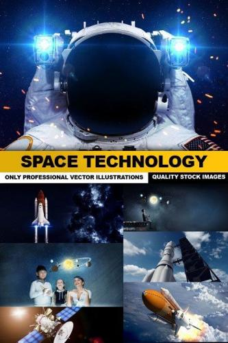 Space Technology - 20 HQ Images