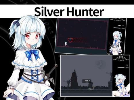 (同人ゲーム)  [200602][ D.R.] Silver Hunter [RJ288762]
