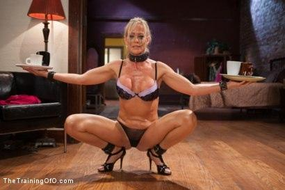 Kink_com- The Training of a Domestic MILF_Day One