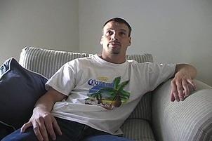 Awesomeinterracial.com- White Dude Struggles To Take Black Dick