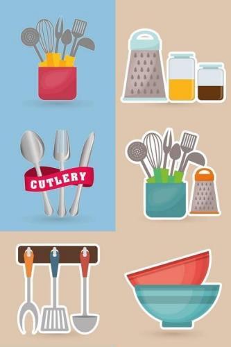 Kitchen Icon Desig