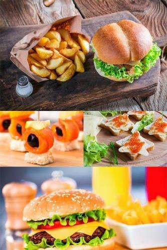 Photos - Appetizing Fastfood Mix 51