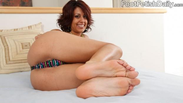 Footfetishdaily.com- Meet Lyla Storm