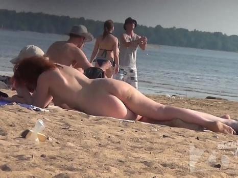 Hidden-Zone.com- Nu1337# Another company got in the picture of nude beach voyeur camera. Women young and beautiful,