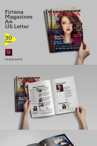 Firtana Magazines 472670